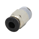 Pneumatic steel connector PC4-01