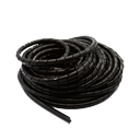 Spiral hose cable wire wrap