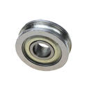 Bearing U604ZZ with U-shape idler pulley for 1.75mm filament
